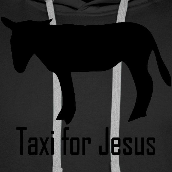 TAXI FOR JESUS