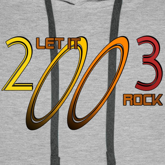 Let it Rock 2003