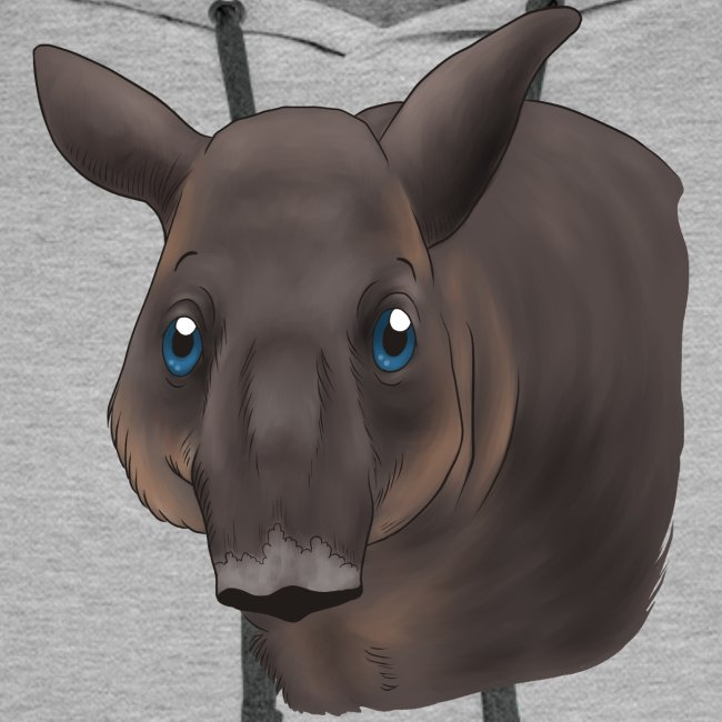 Tapir Portrait