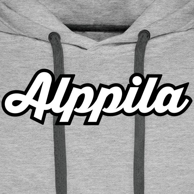 Alppila, logo