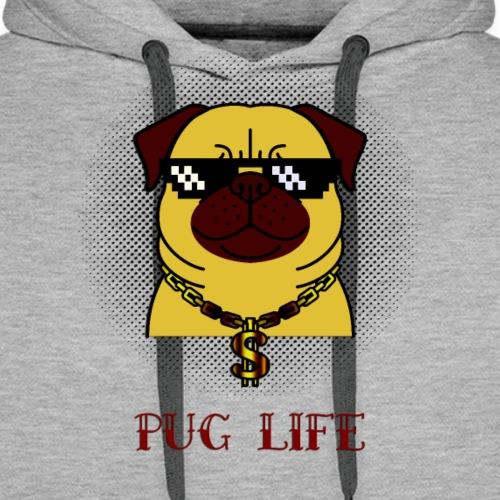 Ideal life - Sweat-shirt à capuche Premium pour hommes
