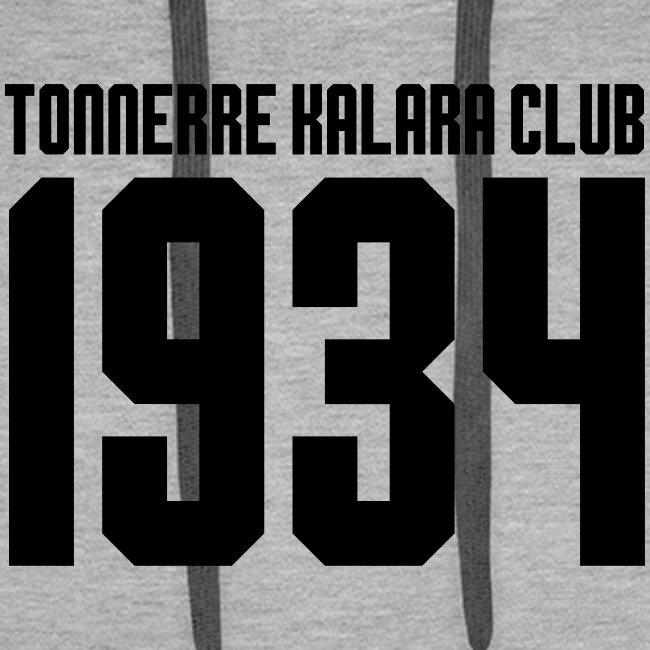 TKC 1934 sérigraphié noir