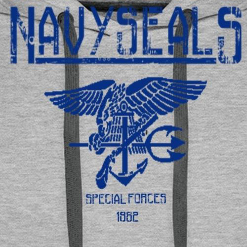 Sudadera Navy Seals - Sudadera con capucha premium para hombre