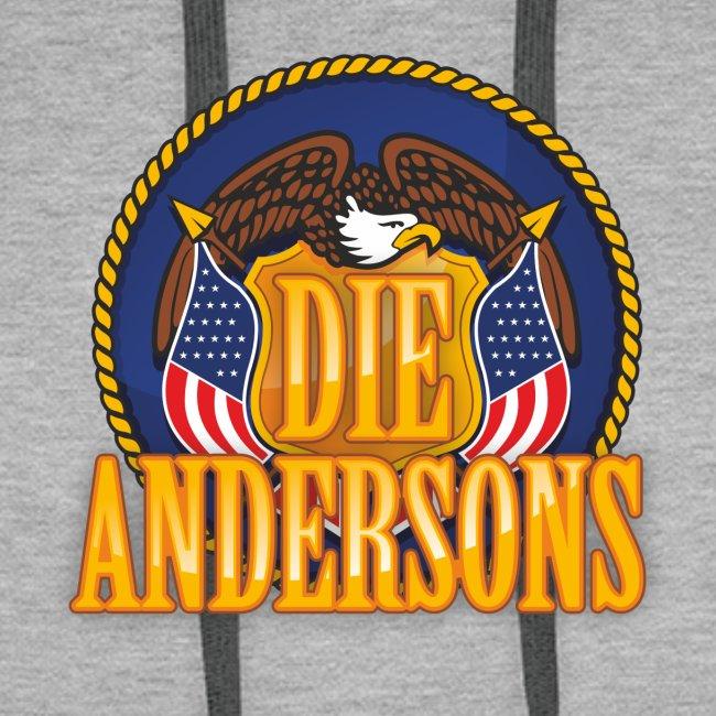 Die Andersons - Merchandise