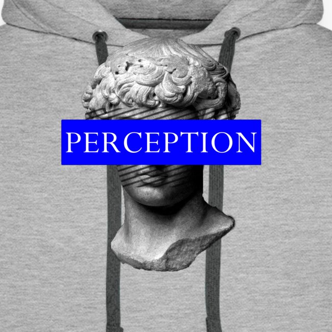 TETE GRECQ BLUE - PERCEPTION CLOTHING