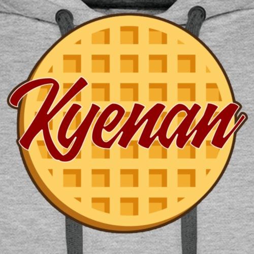 Collection EGGO WAFFLES Kyenan - Sweat-shirt à capuche Premium pour hommes