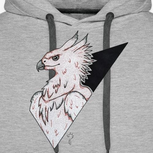 Griffon - Sweat-shirt à capuche Premium pour hommes