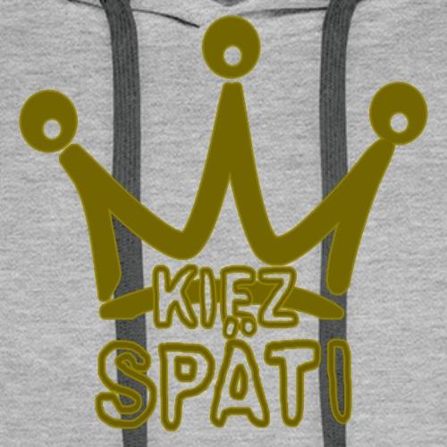King Kiez Späti - Männer Premium Hoodie