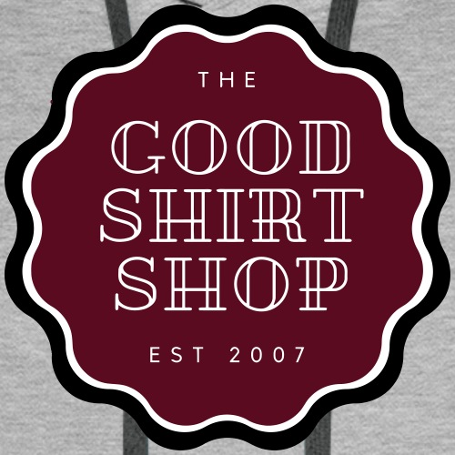 THE GOOD SHIRT SHOP - Men's Premium Hoodie