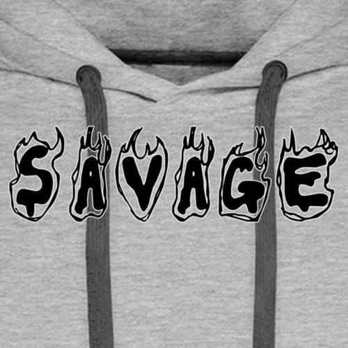 Quotees UF - Savage - Premiumluvtröja herr