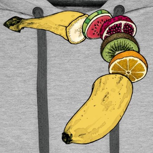 Fruitana - Männer Premium Hoodie