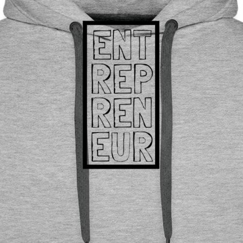 Entrepreneur - - Männer Premium Hoodie