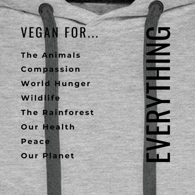 Vegano/a por...