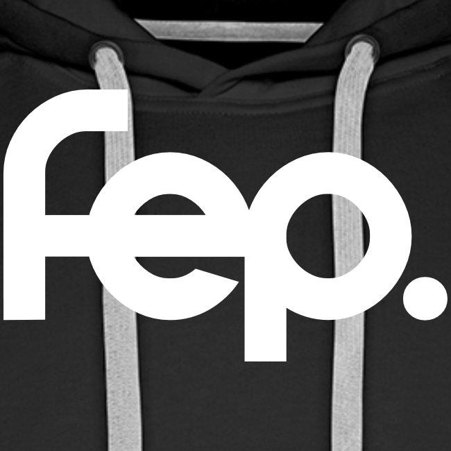FEP logo black sticker k17 01