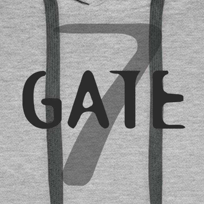 Gate-7 Logo dunkel