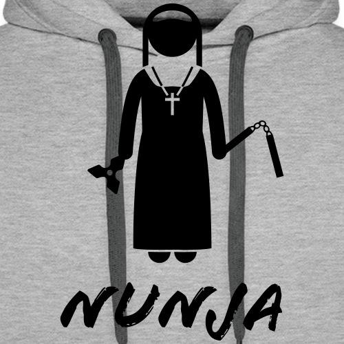 NUNJA - Men's Premium Hoodie