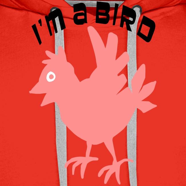 ik ben een vogel