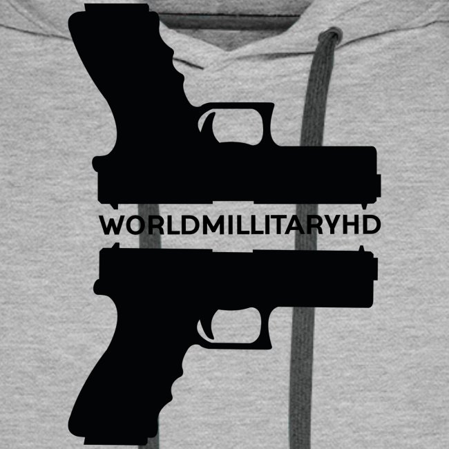 WorldMilitaryHD Glock design (black)
