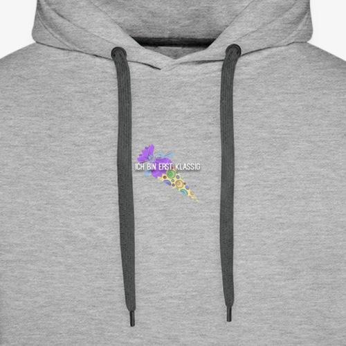 Erste Klasse T-Shirt Kinder - Männer Premium Hoodie