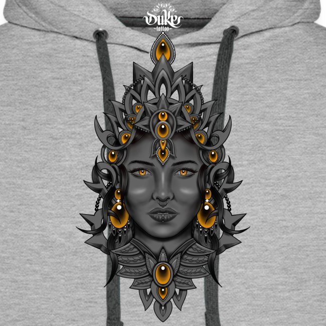 Duke Tattoo Fantasy Witch by Gideon