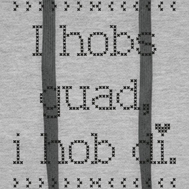 Vorschau: I hobs guad i hob di - Männer Premium Hoodie