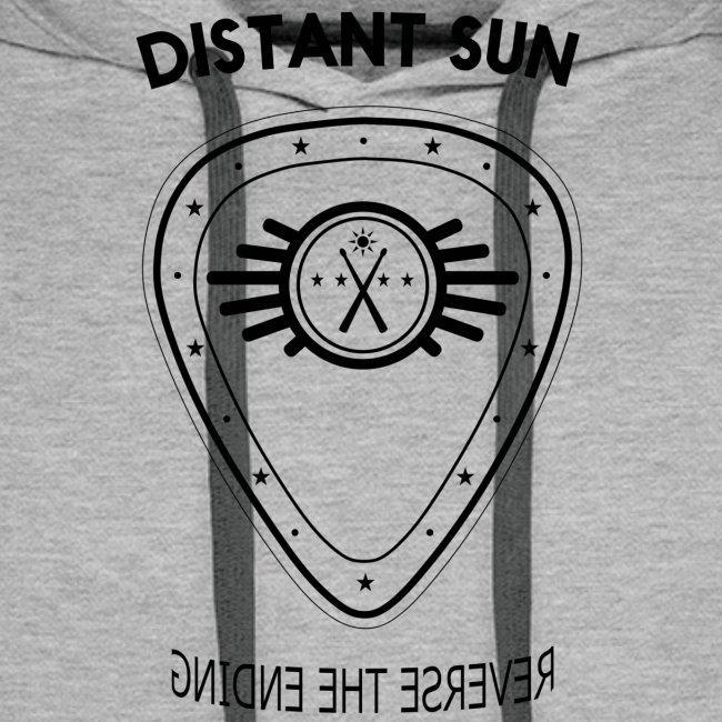 Distant Sun - Mens Standard T Shirt Grey