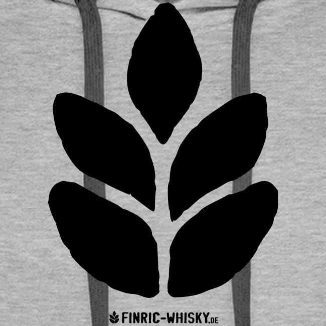 FINRIC Whisky - Logo, Ähre, Getreide