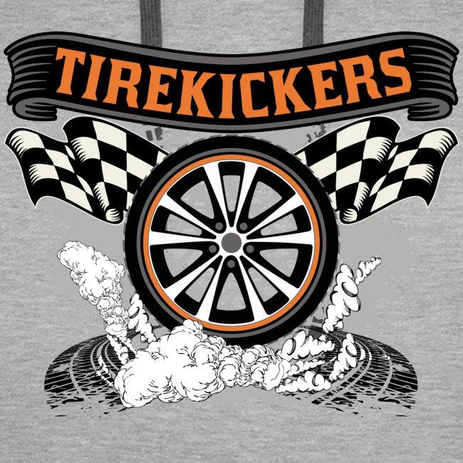 Tirekickers – Wheel ans Racing Flags