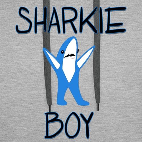 Sharkie Boy - Men's Premium Hoodie