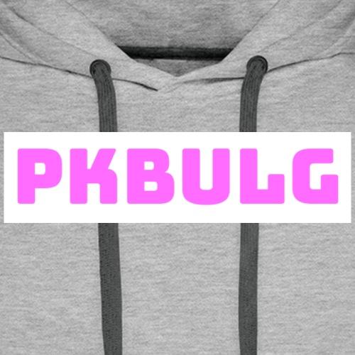 Pkbulg - Herre Premium hættetrøje