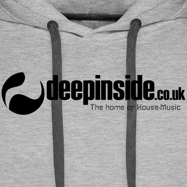 DEEPINSIDE The home of House-Music (Black)