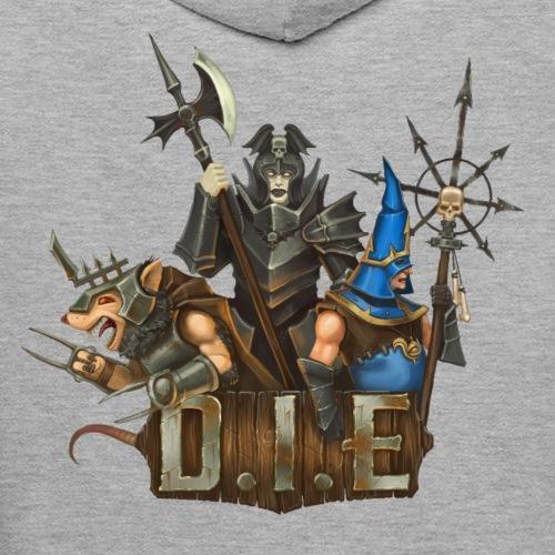 THE logo - Evil Characters - Men's Premium Hoodie