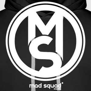 Squad Mad Man Fan T-Shirt - Men's Premium Hoodie