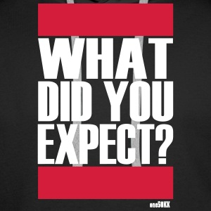 What did you expect? - Männer Premium Hoodie