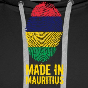 Made In Maurice / Maurice / Moris - Sweat-shirt à capuche Premium pour hommes