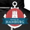 Made in Hamburg - invert - Männer Premium Hoodie