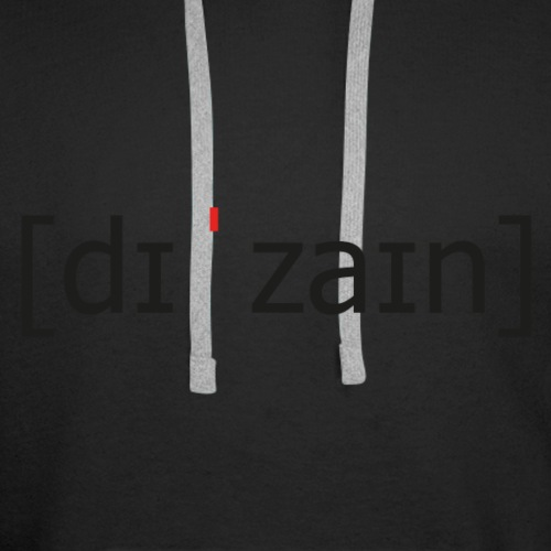 di'zain - Männer Premium Hoodie