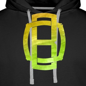 OB Gaming / Without lettering - Men's Premium Hoodie