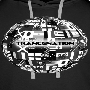 trance nation - Men's Premium Hoodie