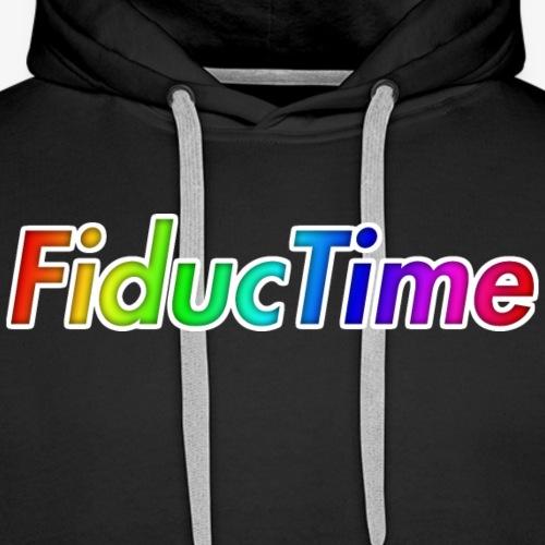 FiducTime - Men's Premium Hoodie