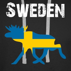 Nation-Design Sweden - Men's Premium Hoodie