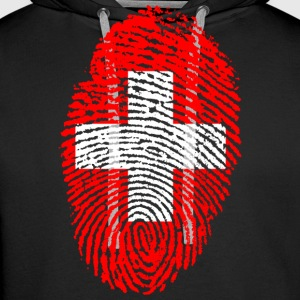 SWITZERLAND 4 EVER - Men's Premium Hoodie