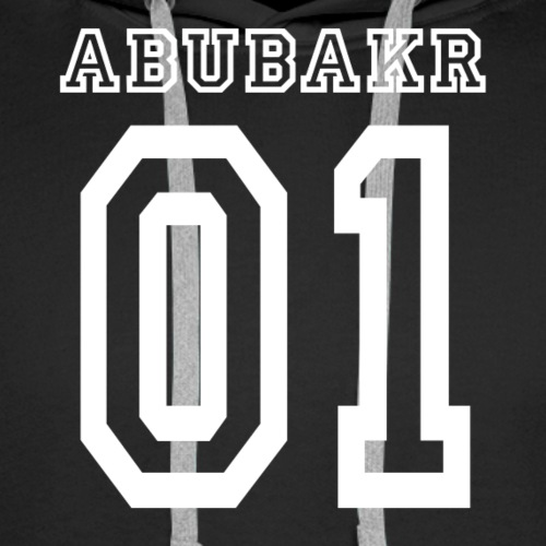 abubakr - Männer Premium Hoodie