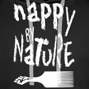 Nappy By Nature - Premium hettegenser for menn