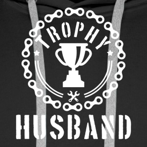 Trophy Husband - Men's Premium Hoodie