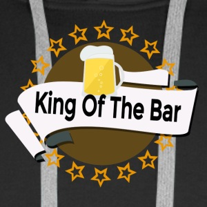 King of the Bar - Men's Premium Hoodie