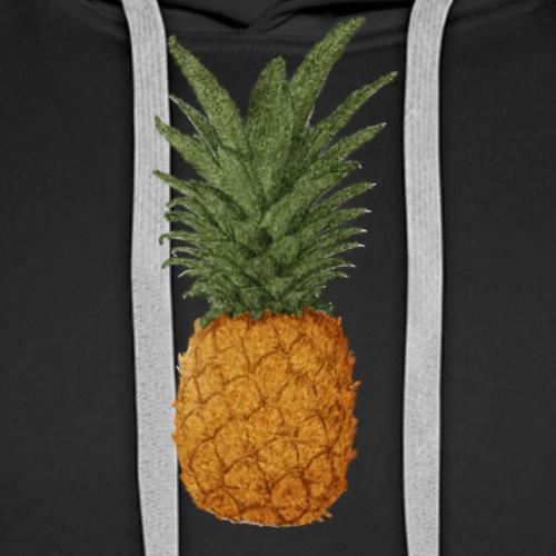 Plüsch Ananas - Männer Premium Hoodie