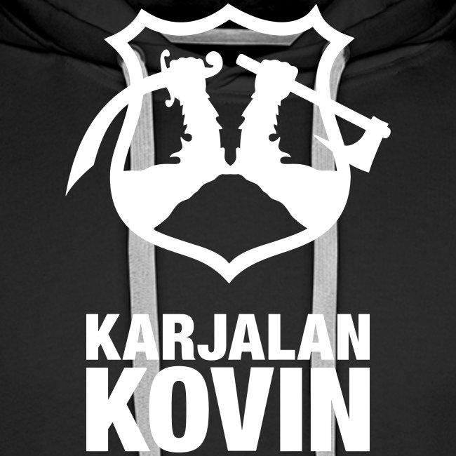 Karjalan Kovin Iso logo