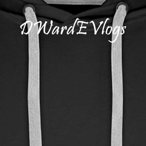 DWardEVlogs Hoodies and Jumpers - Men's Premium Hoodie