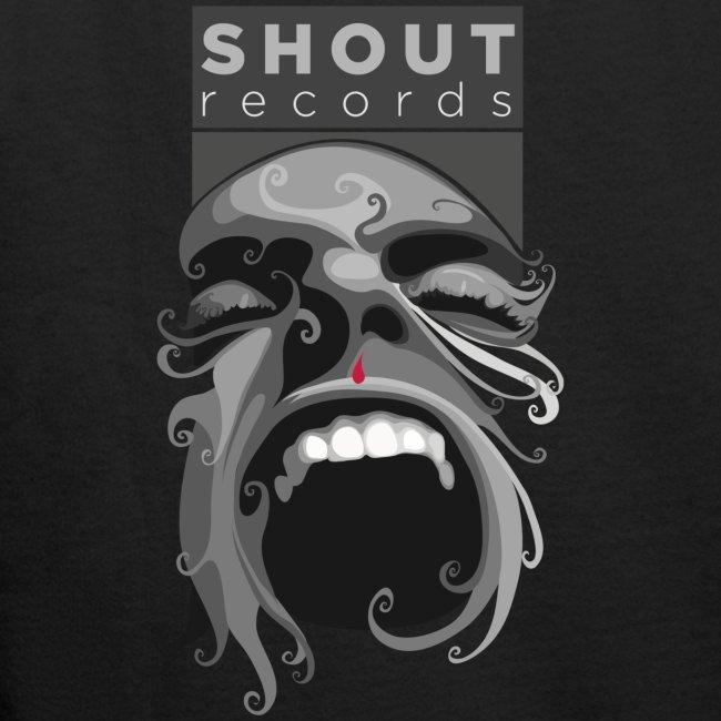 Shout logo vettoriale png